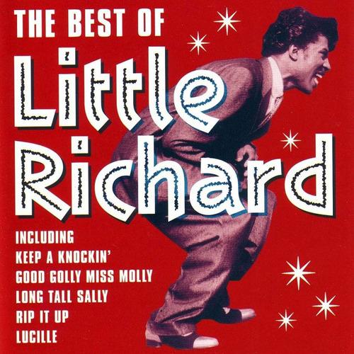 cd little richard best of importado
