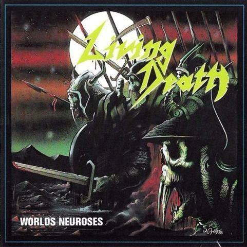 cd living death - worlds neuroses