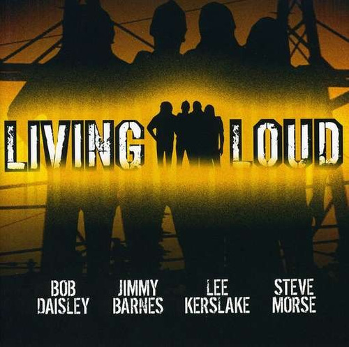 cd living loud - living loud importado