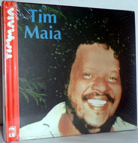 cd + livro tim maia - tim maia 1978