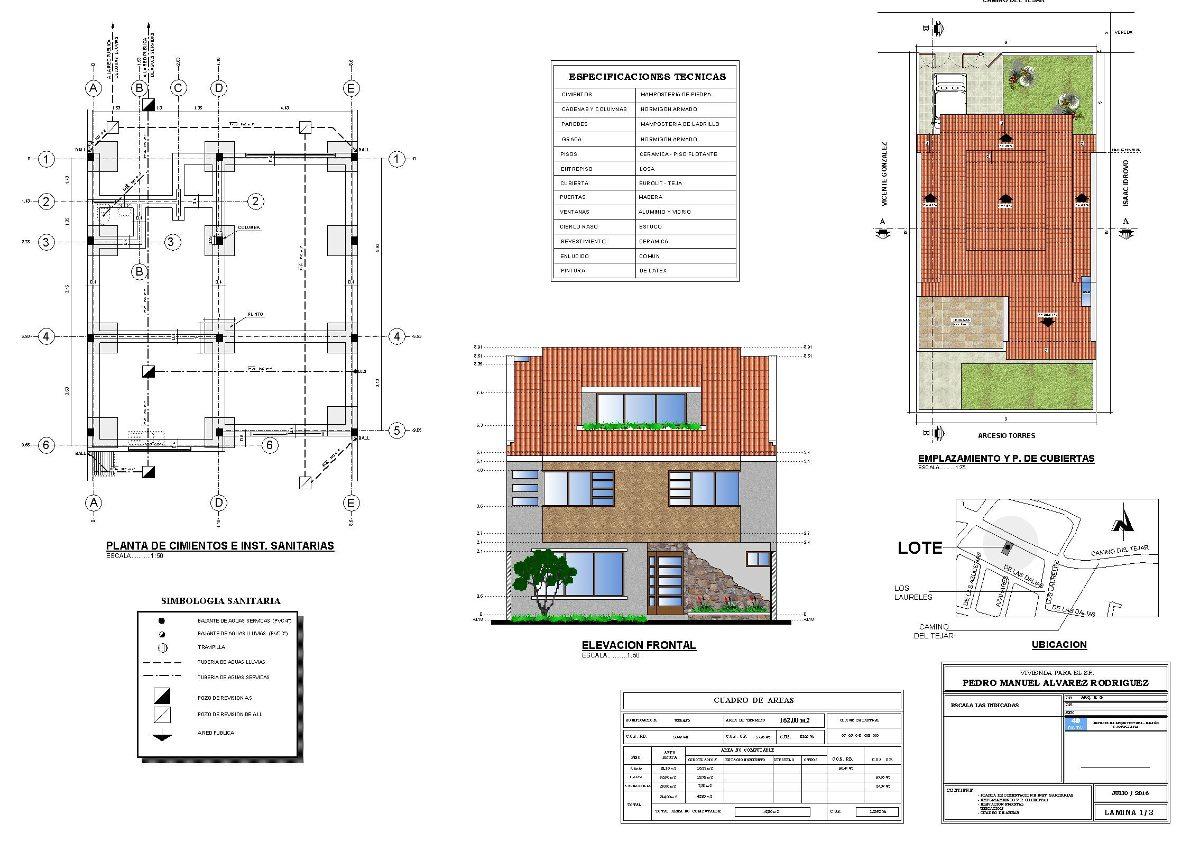 Cd lleno de planos completos de casas u s 79 00 en for App planos casa
