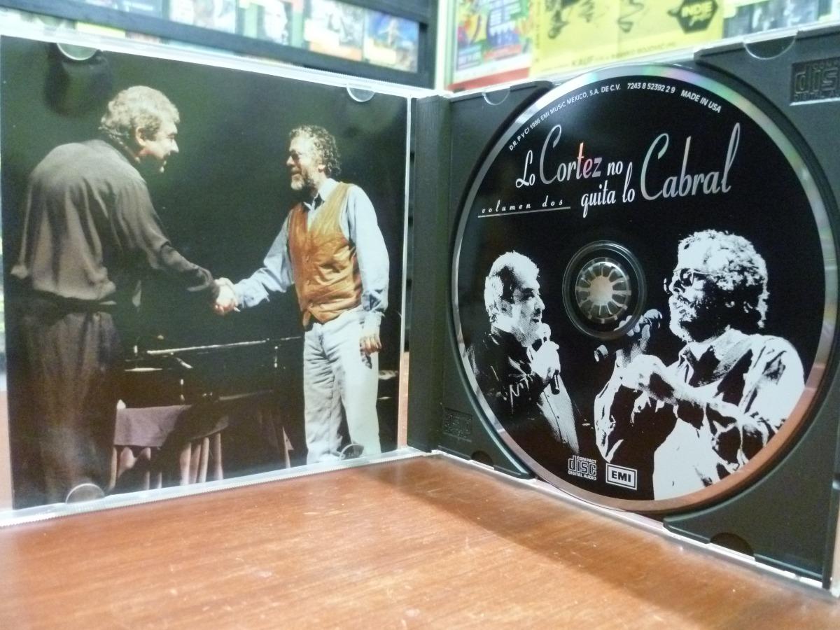 53b31f715 Cd Lo Cortez No Quita Lo Cabral Vol. 2 - Facundo (top Music) - S/ 49 ...