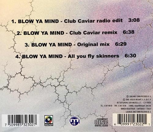 cd lock n load blow ya mind club caviar all you fly skinners