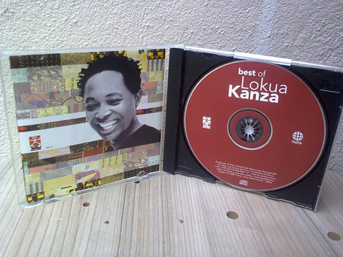 cd lokua kanza - the best of
