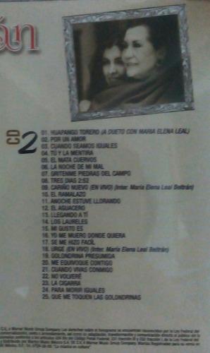 cd lola beltran 20 anos edicion limitada