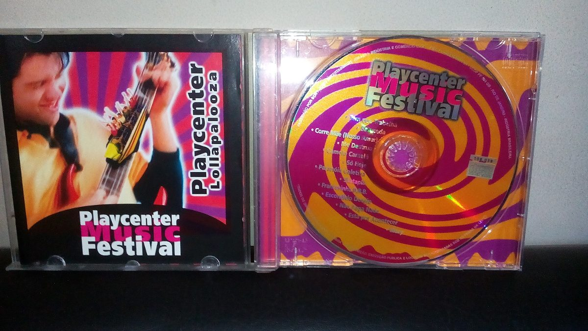 cd do playcenter