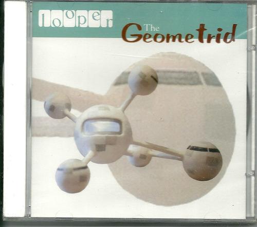 cd looper - geometrid - novo lacrado