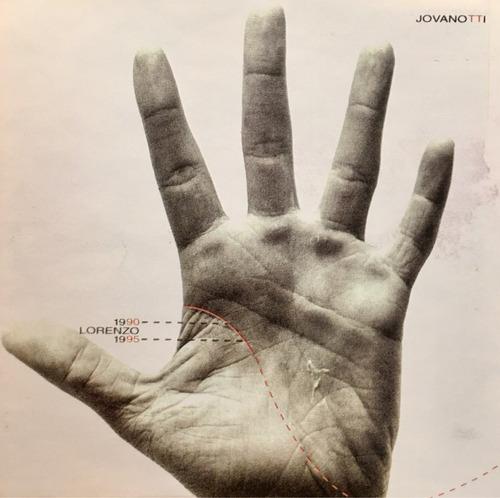cd lorenzo jovanotti 1990 1995 usado