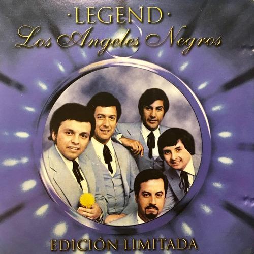 cd los angeles negros 2cds legend edicion limitada