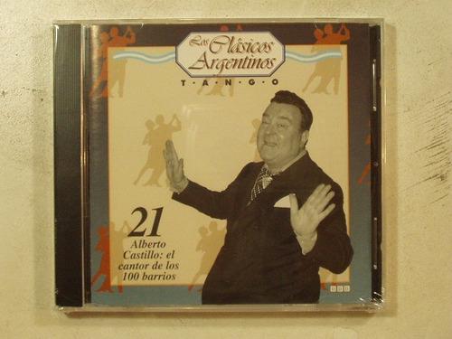 cd los clasicos argentinos volumen 21 a castillo en la plata