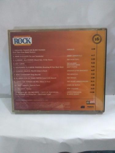 cd los mas grandes del rock internacional vol 03
