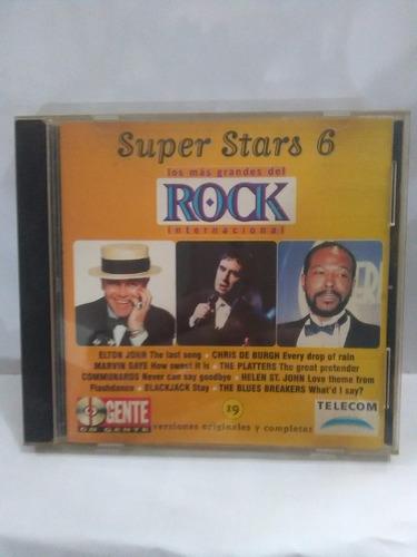 cd los mas grandes del rock internacional vol 06