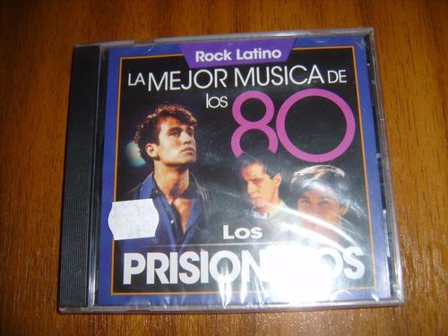 cd los prisioneros / lo mejor de la musica de los 80 (sellad