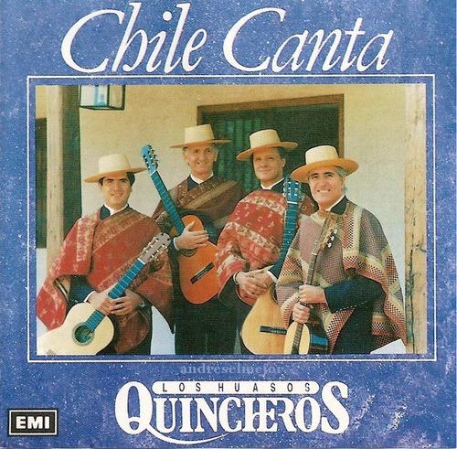 cd - los quincheros - chile canta