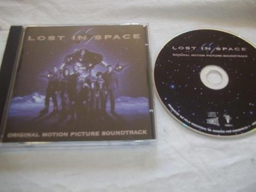 cd - lost in space - filme
