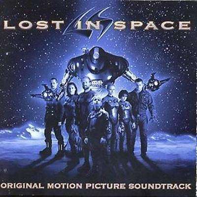 cd, lost in space: original motion picture soundtrack