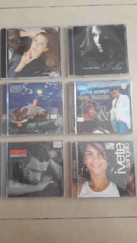 cd-lote por 3 cd a eligir-varios generos!!!