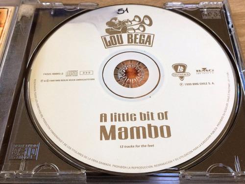 cd lou bega...a little bit of mambo