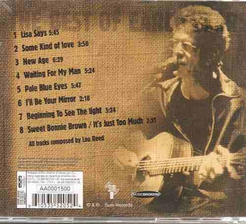 cd  lou reed - best of early years - novo e lacrado b218b224