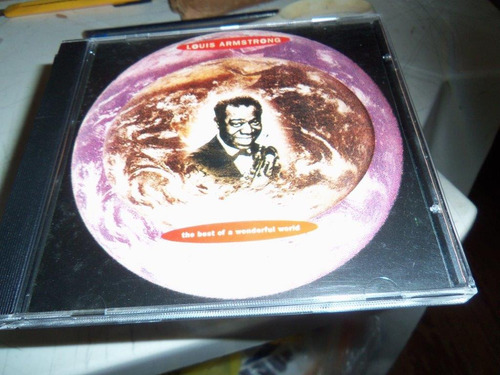 cd   louis  armstrong  - ref. fqm