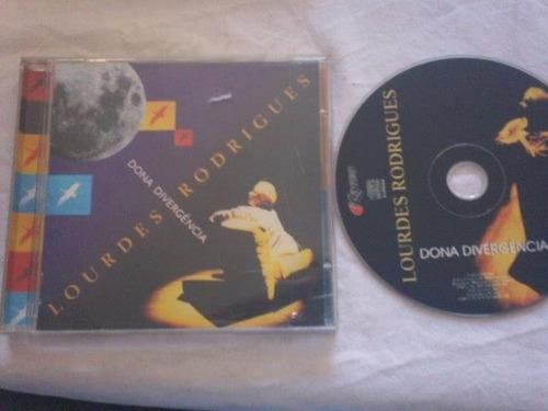 cd - lourdes rodrigues - dona devirgência - mpb cantores