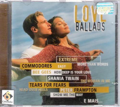 cd love ballads