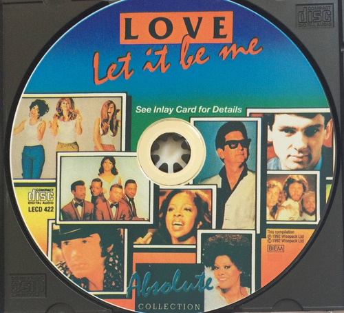 cd love let it be me (hbs)