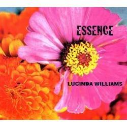 cd lucinda williams - essence (2001) fora de catálogo