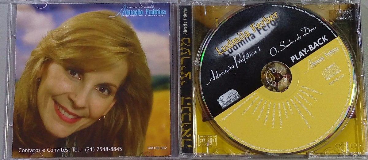 DEUS DE FERBER CD BAIXAR PLAYBACK LUDMILA OS SONHOS