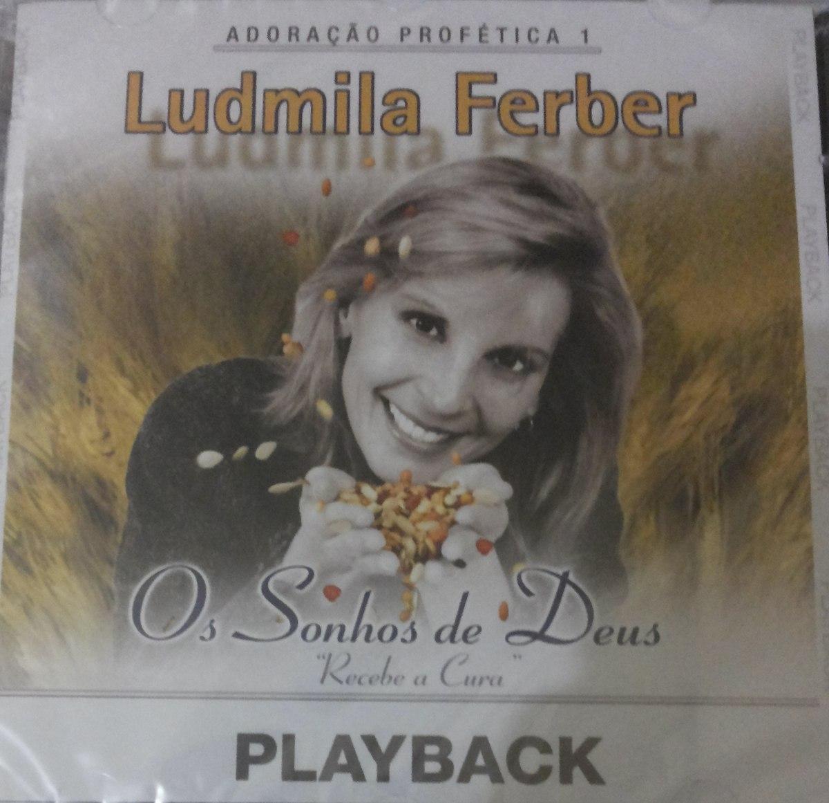 cd os sonhos de deus ludmila ferber playback