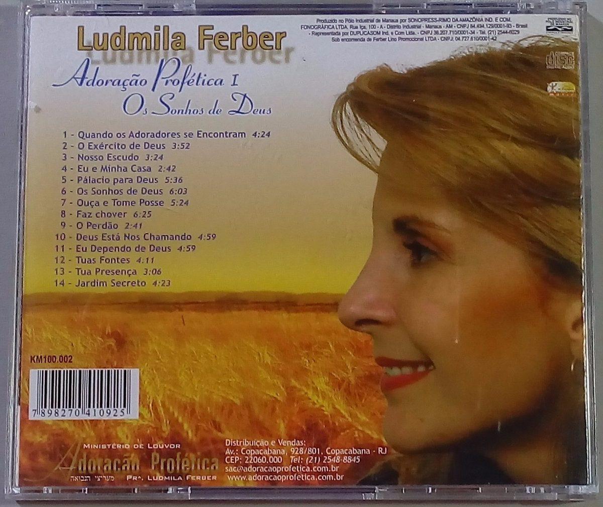 ludmila ferber o sonho de deus