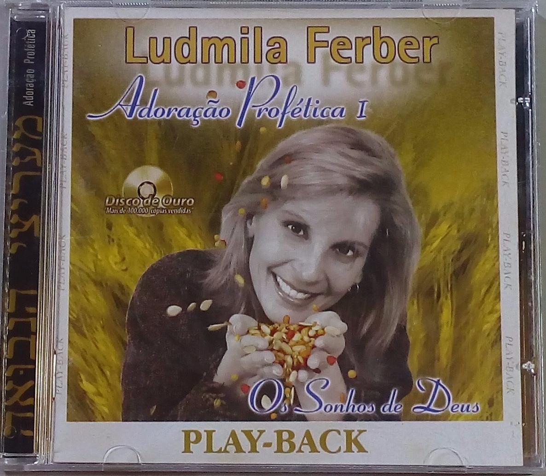 DEUS BAIXAR OS FERBER LUDMILA SONHOS CD DE PLAYBACK