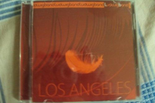 cd ludwig band los angeles rock chileno