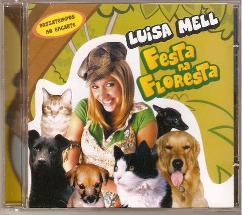 cd luisa mell* festa na floresta