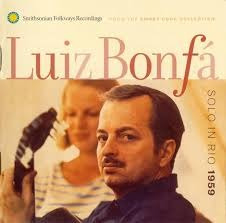 cd - luiz bonfá: solo in rio 1959