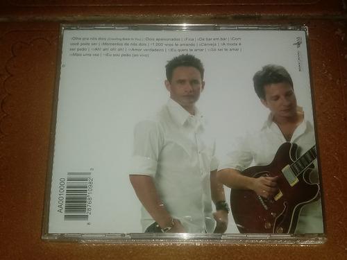cd luiz claudio & giuliano - dois apaixonados