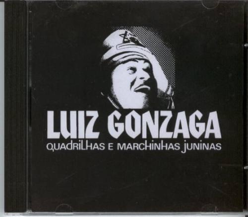 cd luiz gonzaga - quadrilhas e marchinhas juninas - gonzagão