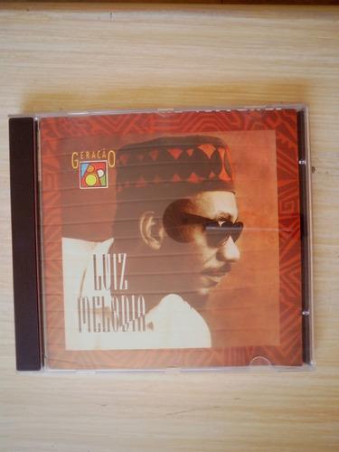 cd - luiz melodia - geração pop