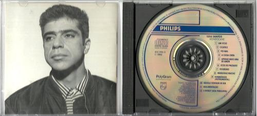 cd lulu santos - mondo cane - 1992 - raridade rock nacional