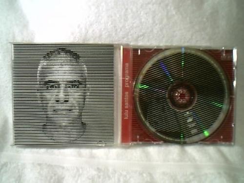 cd   (  lulu  santos  )   programa    -  2002  ( impecável )