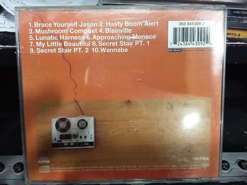 cd - lunatic harness - y-ziq (promoção)