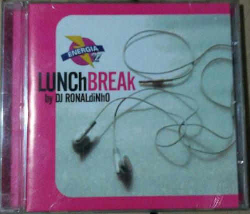cd lunchbreak by dj ronaldinho energia 97 fm