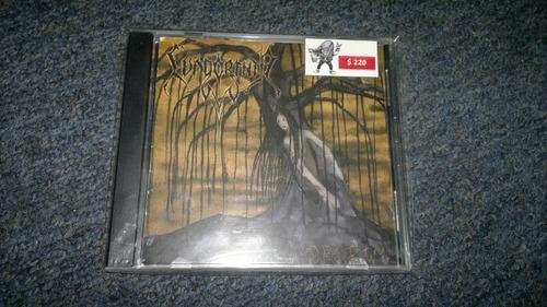 cd lungorthin morcrom importado en formato cd