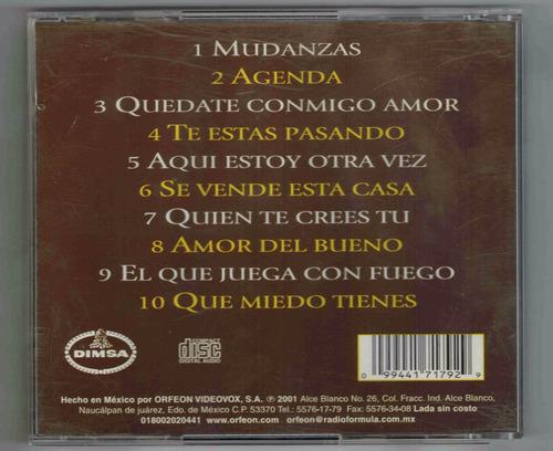 cd lupita d´alessio mudanzas