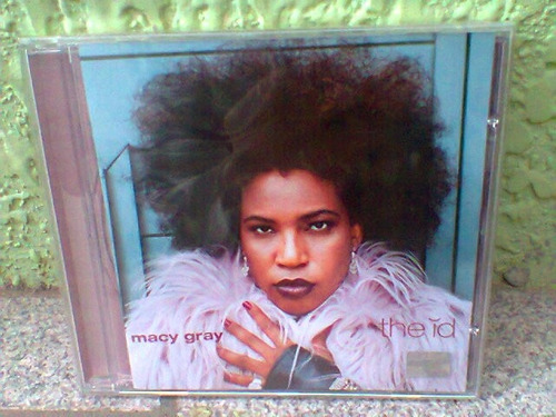 cd macy gray / the id  -2001  --lacrado--