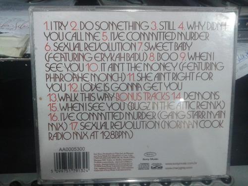 cd - macy gray - the very best of