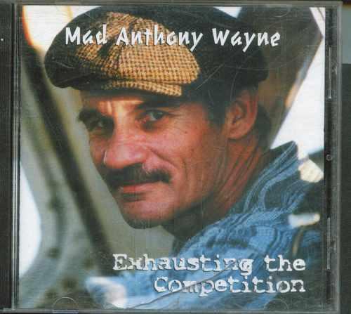 cd   mad anthony wayne (raro)