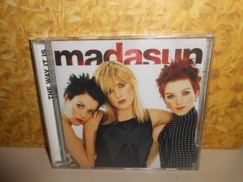 cd  madasun  /   the way it is   - b294