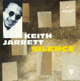 Silence In Original Usa Keith Jarret Made Cd 8OnvmN0w