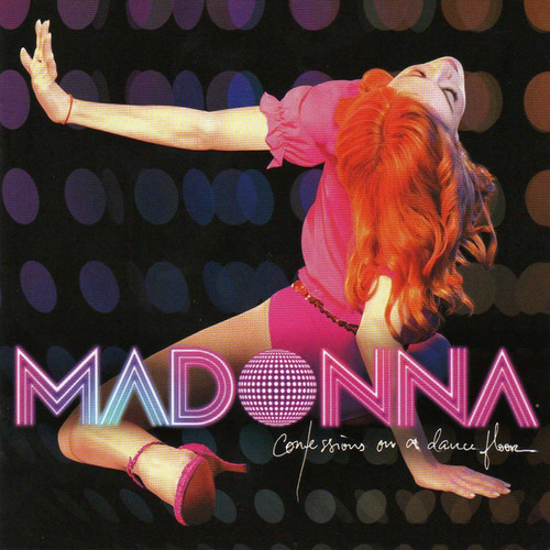 cd madonna - confessions on a dance floor (946933)
